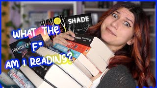 WHAT THE F AM I READING? 12  October Wrap up