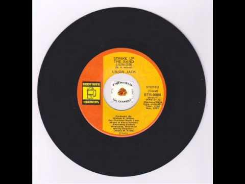 Garage Soul Psych Breaks - Union Jack - Strike Up The Band