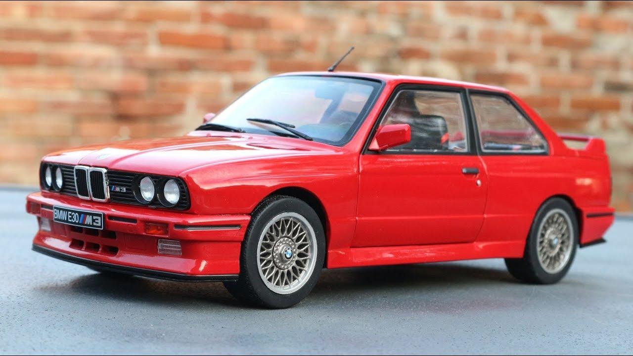 Bmw M3 E30 >> 1 18 Bmw M3 E30 1990 Solido Unboxing