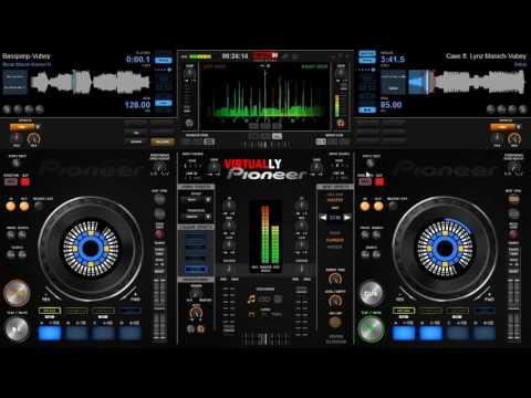 VIRTUAL DJ 8.2 EDM- MASHUP (SUMMER MINIMIX) [PIONEER SKIN]