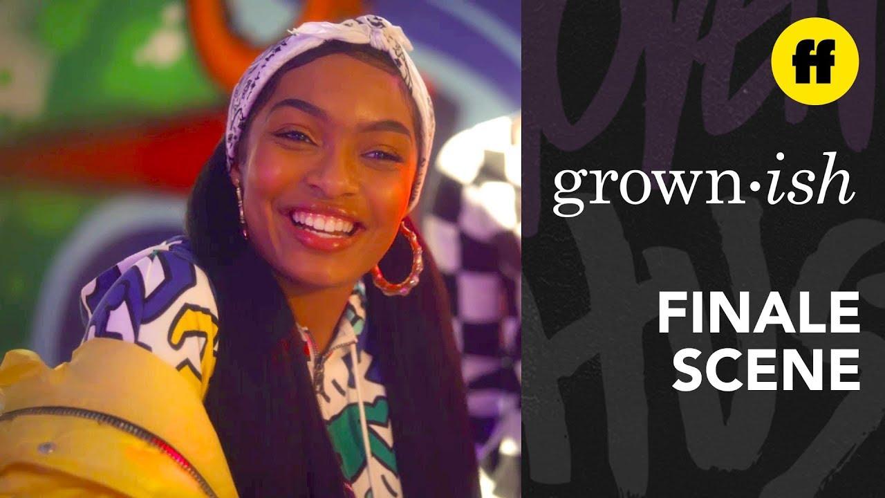 Download grown-ish Season 2 Finale | Zoey's Pop-Up Party | Freeform