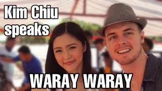 Video Kim Chiu Speaks Waray on The Story of Us download MP3, 3GP, MP4, WEBM, AVI, FLV Agustus 2017