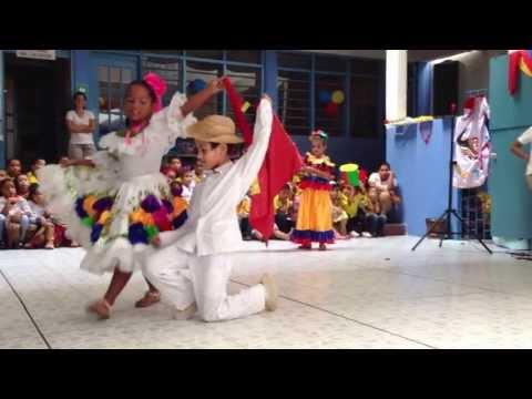Baile Región Andina