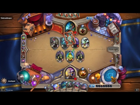 Hearthstone lets see if i can win!