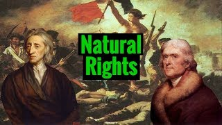 Natural Rights| John Locke |Democratic Republic| Gov 101