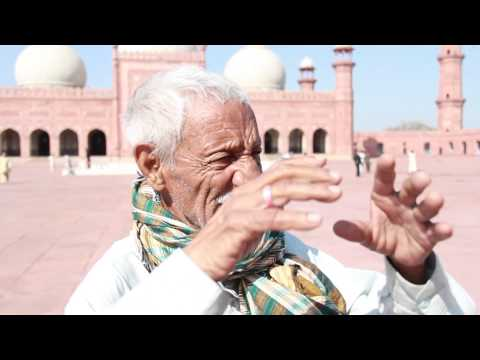 Interview with Shami Guide - Badshahi Mosque Lahore