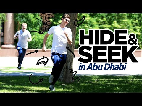 MAN CITY PLAY HIDE & SEEK!