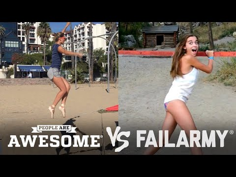 Thumbnail: FailArmy Presents: People Are Awesome! Wins vs. Fails #2