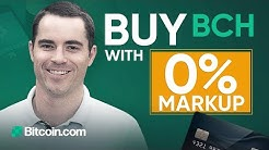 How to buy Bitcoin Cash with Credit Card with 0% Markup - Roger Ver Explains