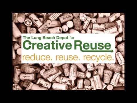 The Long Beach Depot for Creative ReUse