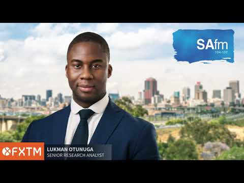 ECB holds rates, Boris Johnson vows October Brexit [SAfm interview with Lukman Otunuga | 25.07.19]