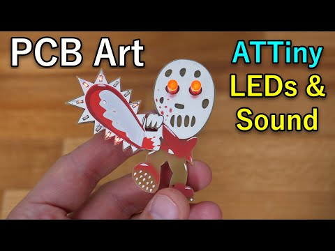 DIY Halloween Badge