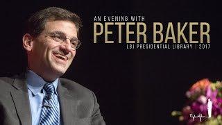 An Evening With Peter Baker