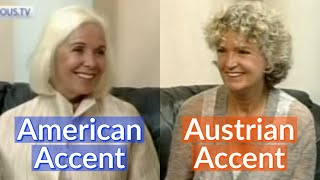 A Pure Unintentional ASMR Re-Edit — Soft spoken Austrian woman interviews soft spoken American woman