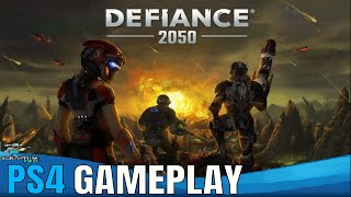 Defiance 2050 : PS4 - Gameplay!!!!