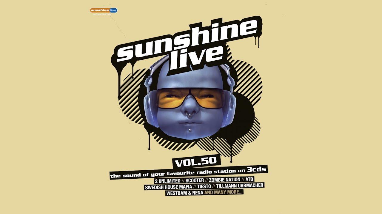 Sunshine Live Top 50