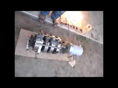 5e06c9fd4e7 energia pulita motore magnetico 2 - YouTube