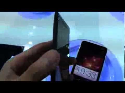 ZTE Grand S LTE vs HTC 8 X CES 2013 YouTube