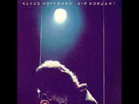 Klaus Hoffmann -  Ein Mann und eine Frau