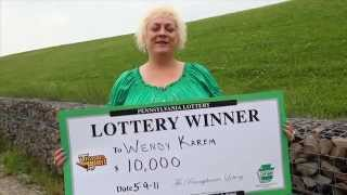 Pennsylvania Lottery Winner Fayette County