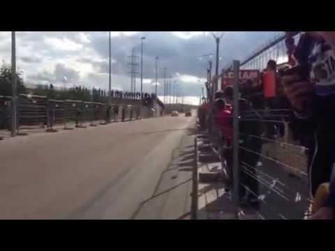 Cardiocar drag race