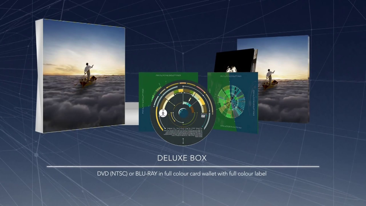 Pink Floyd The Endless River Deluxe And Vinyl Unboxing
