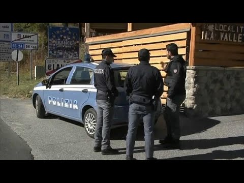 euronews (in English): Italy to patrol Alpine border after