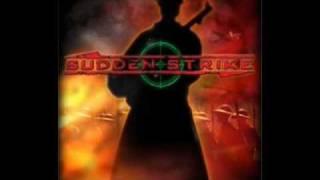 Sudden Strike soundtrack - Track 11 - the sung one (АукцЫон - Спи солдат) + lyrics