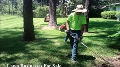 Florida Lawn Business For Sale