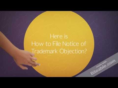 How to File Notice of Trademark Objection - Trademark Law Firm India