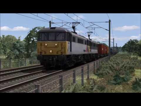 Train Simulator 2021  - WCML Revisited - Carlisle 1990 |