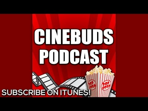 Episode 1 - Welcome To The Cinebuds Podcast!