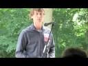 Grant Cermak's Speech at the Ron Paul Picnic