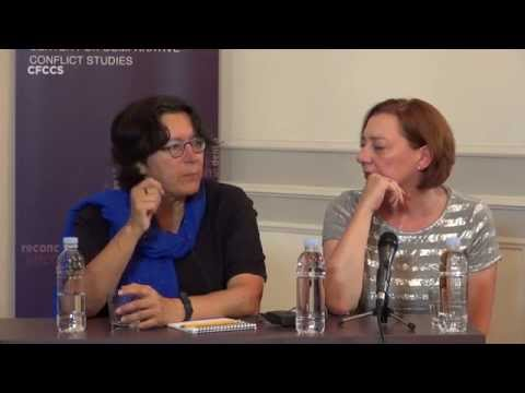 The 2015 CFCCS School Dilemmas of a non-objective Journalist: Journalists converse with Amira Hass