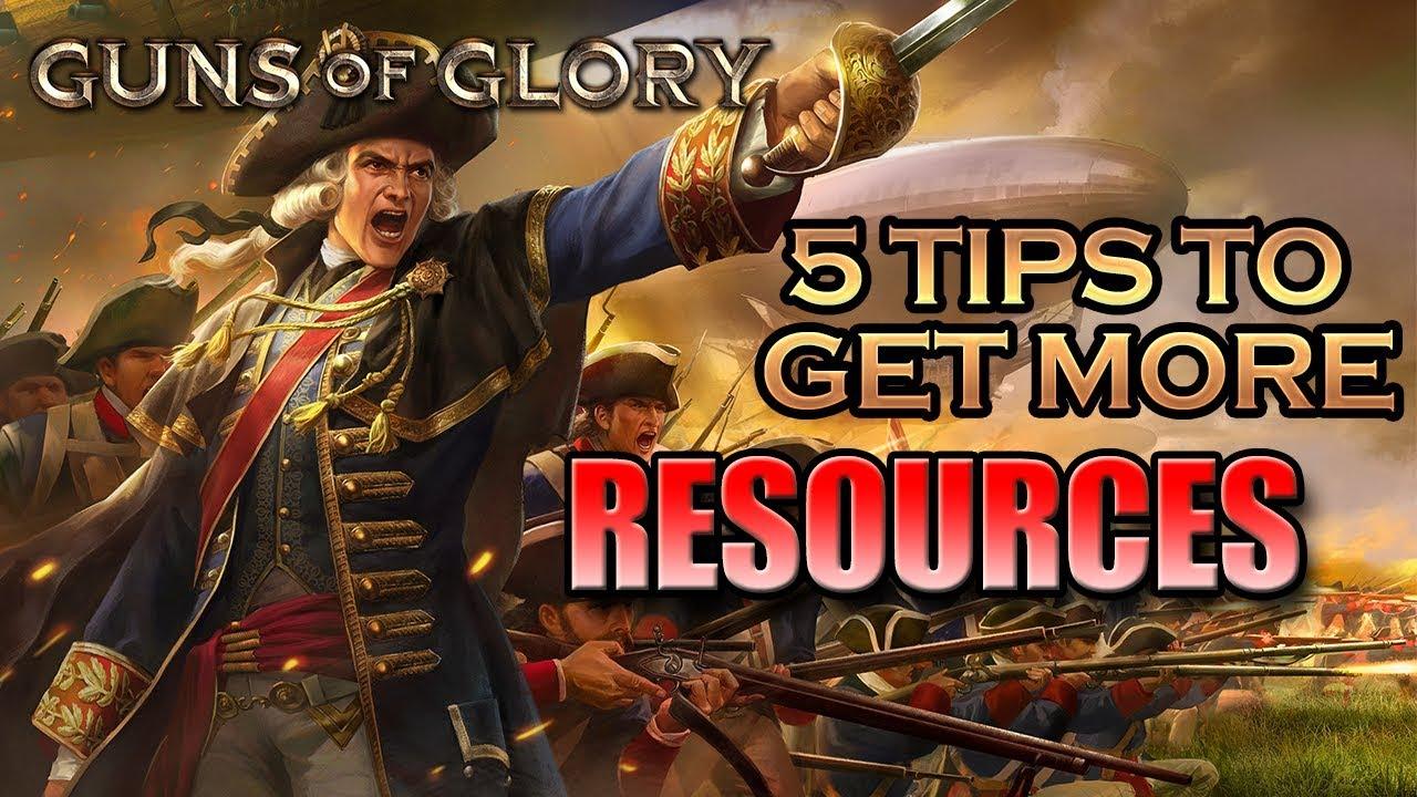 guns of glory game