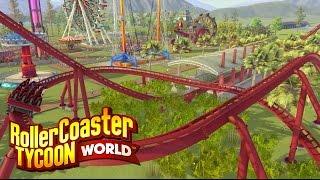 RollerCoaster Tycoon World - Behind the Scenes Trailer