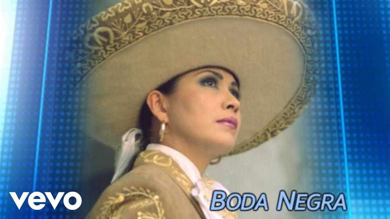 Ana Gabriel - Boda Negra (EL Enterrador) ((COVER AUDIO)(VIDEO))
