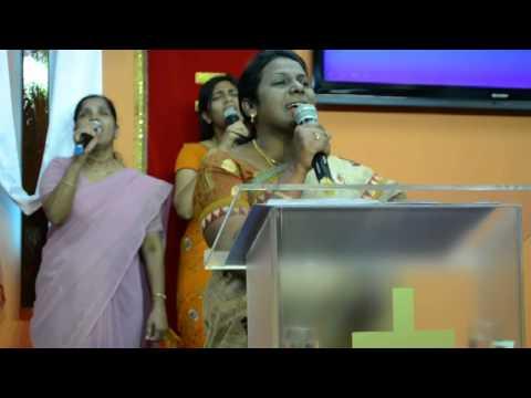 El-Shaddai Ministries Singapore - 9th Feb 2014 Sunday Worship