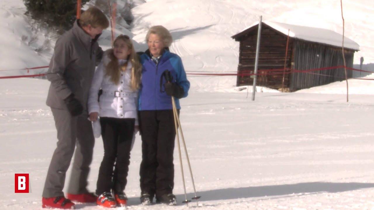 BUNTE TV - Willem-Alexander, Amalia & Beatrix: Dieses Bild ist eine kleine Sensation!