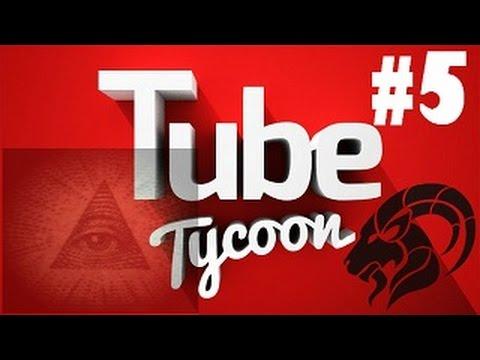 Tube Tycoon #5 İlluminati Çarpmışa Döndüm !