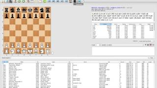 Mac Chess Explorer - Player Explorer