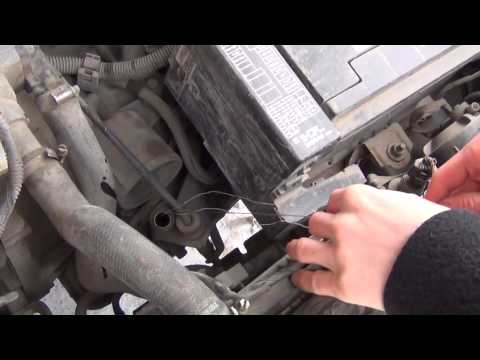 Диагностика автомобиля Nissan Almera
