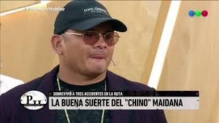 Los accidentes del Chino Maidana - Podemos Hablar 2018