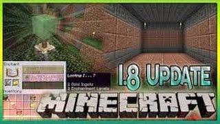 Minecraft PC 1.8.1 Gameplay W/ JamieH1696963!