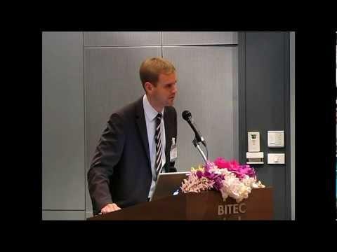 Grapas 6 - Dennis Peukert, Area Manager, Asia-Pacific/Australasia, Amandus Kahl GmbH, Germany