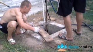 Как совершить ручное бурение скважин на воду в шахте 2(, 2015-02-24T10:18:13.000Z)