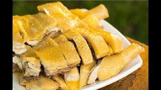 美食台   海南第一雞,白水煮煮就紅遍全球!