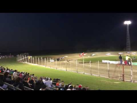 Street Stock Feature- August 6, 2016