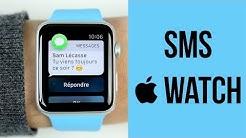 Apple Watch : Les Messages et notifications