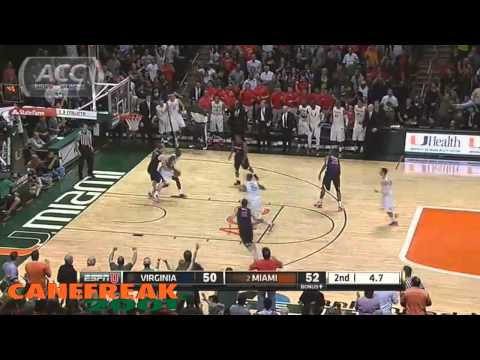 Miami Hurricanes March Madness Pump Up - 2013